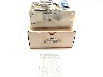 Lambda Hsc5-6.00vp Power Supply 100 120 240 5vdc 6a