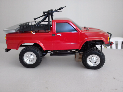 Rc car / truck  Toyota hilux runner $800.00
