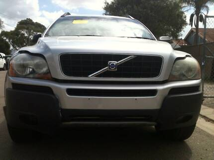 VOLVO XC90 2.5T (2004) 4DR WAGON, 2.5L TURBO 5SP AUTO - WRECKING Sydney Region Preview