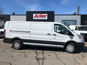 2018 Ford Transit T250 Low Roof 148. BLUETOOTH AND BACKUP CAMERA