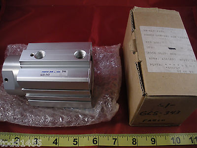 Fabco Air Gcs-343 Pneumatic Air Cylinder Gcs343 39-818-2276 Compact Nib New