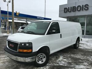 2017 Gmc Savana 2500 ALLONGER