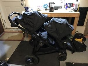 Poussette baby jogger city select