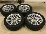 Toyota Aurion Presara 2010 Wheels and Michelin tyres Kaleen Belconnen Area Preview