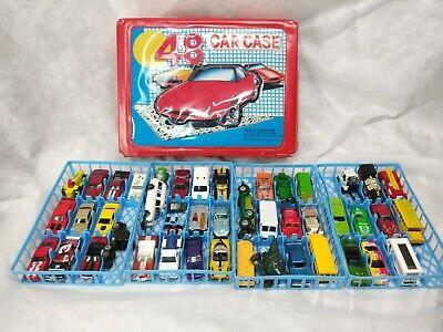 Vintage and Modern Die Cast Car Lot. Matchbox Lesney Playart Hot Wheels & more..