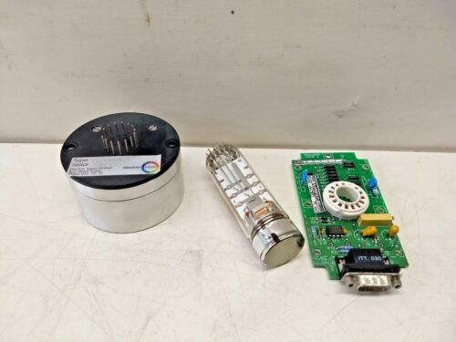Electron Tubes Type 9106B08 Photomultiplier Tube, Socket, PCB Assembly
