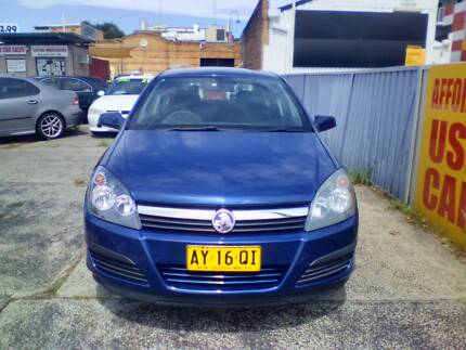 2006 Holden Astra Hatchback 1 Year Warranty