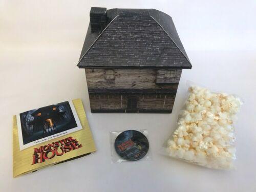 VERY RARE 2006 Monster House | 3D House CD-ROM Digital Movie Press Kit