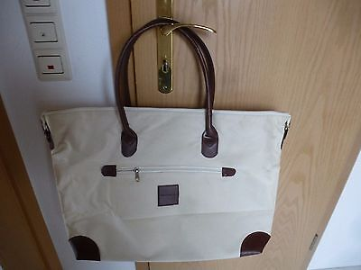 bb66804498842 Tasche Umhängetasche Schultertasche Bag Shopper XL Hellbeige Braun Neu  gebraucht kaufen Pforzheim