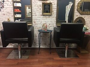 Hairdressing  Salon Chairs Toowoomba Toowoomba City Preview