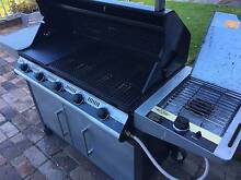 Gas BBQ - 5 Burner with side ring (Beef Eater) Beacon Hill Manly Area Preview