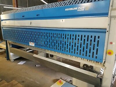 Jensen Silverline Plus Folder With Stacker 2004 Model