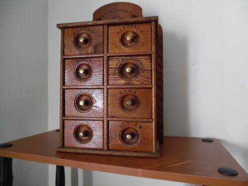 Vintage Spice Box