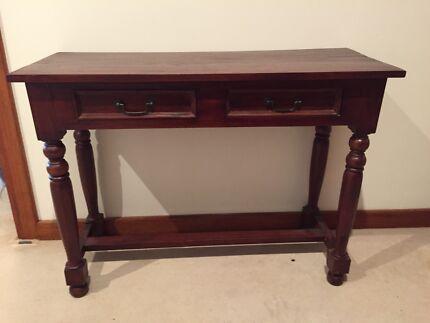 Timber Hall Table
