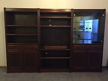 Wall units Solid Timber Barden Ridge Sutherland Area Preview