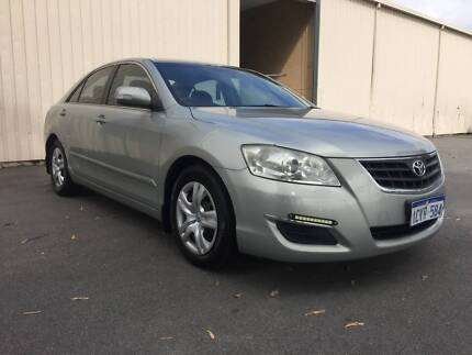 2008 TOYOTA AURION AT-X    AUTOMATIC    UP TO 5 YEARS WARRANTY Kenwick Gosnells Area Preview