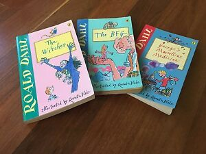 3x ROALD DAHL BOOKS Dora Creek Lake Macquarie Area Preview