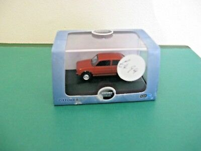 (Oxford 76GF001 1/76 VW Golf GTi - Mara Red - ex-Shop Stock, New Item/Box Wear)