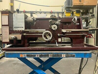 Central Machinery 9 X 20 Gear Lathe - Good Condition