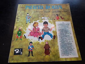 Paulette Rollin - Favorite French Children's Songs