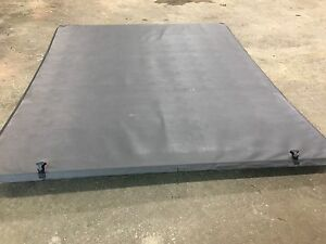 Trifecta Tonneau Cover off Toyota Tundra