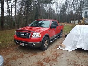 2006 f150 4x4 no mvi TRADE FOR SUBARU OR SMALLER TRUCK