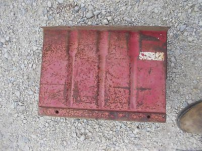 Farmall 560 460 Tractor Original Ih Ihc Tool Box Seat Base Bottom Mount