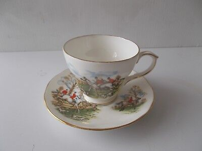 DUCHESS ENGLISH BONE CHINA CUP AND SAUCER