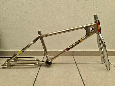 MONGOOSE MOTOMAG 1981 CALIFORNIA BMX OLD SCHOOL FRAME and FORK MINT cond
