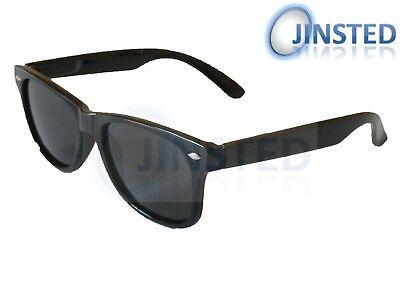 Kinder Schwarzes Gestell Sonnenbrille Wayfarer Kinder Sunnies UV400 Cool (Wayfarer Sunnies)