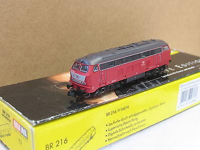 Brawa N 1388 Diesellok BR 216/V160 rot DB DCC DIGITAL OVP (D2803) online kaufen