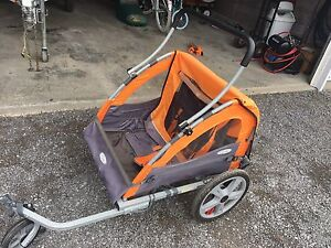 Bicycle Trailer - Double Kids
