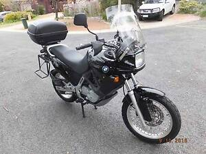LEARNER LEGAL MOTORCYCLE. BMW F650 Funduro. 1996. Black Fisher Weston Creek Preview