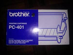 Brother PC-401 Printing Cartridge Hornsby Hornsby Area Preview