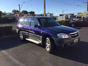 2004 Mazda Tribute Limited Sport Auto 4x4 MY04 Glenelg Holdfast Bay Preview