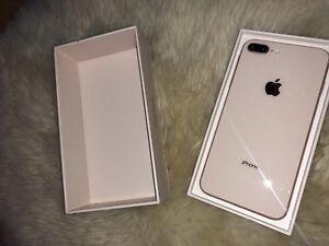 iPhones 8 Plus