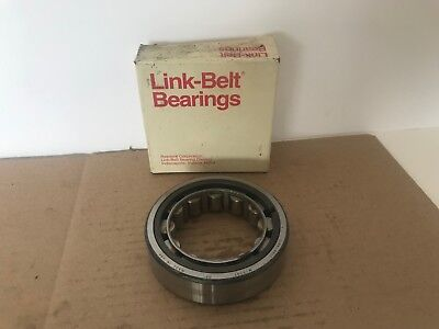 Link-belt Bearings Cylindrical Roller Bearing M1308t New