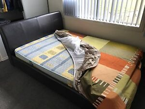 Double Bed and Matress Wallan Mitchell Area Preview