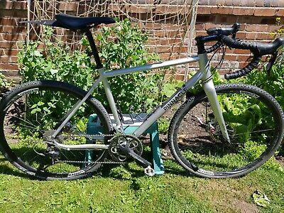 Pinnacle Arkose 3 bike plus Mavic road wheels