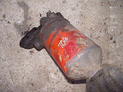 Farmall 706 Ih Tractor Engine Motor Oil Filter Canister Holder
