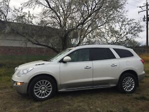 2011 Buick Enclave CXL, AWD LEATHER, S/ROOF, DVD