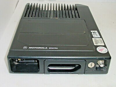 Motorola Astro Digital Spectra Vhf 110w 146-178 Mhz W7 T04klh9pw7an Trunk Mount