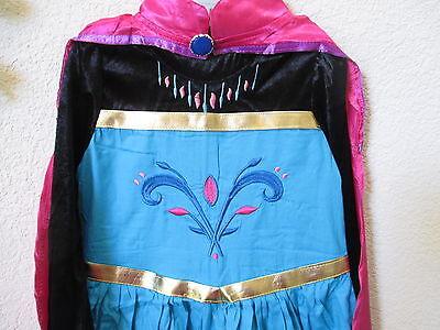 Frozen Coronation (Frozen Inspired Elsa Coronation Gown Girls Dress with Cape Size)