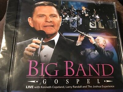 Big Band Gospel by Kenneth Copeland (CD) NEW