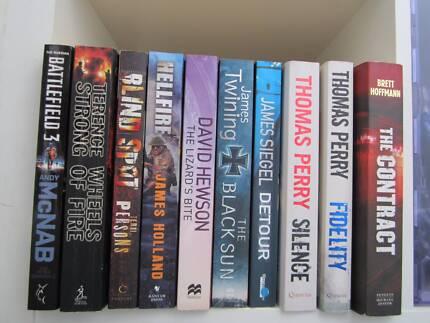 Trade paperbacks $3 each!