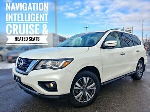 2018 Nissan Pathfinder SV Tech Advanced Safety Feautres FREE...