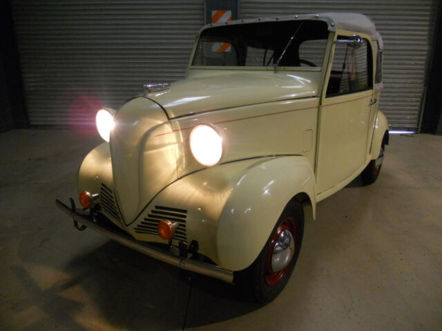 Other Makes 1940 crosley convertible sedan rare pre war car beautiful older restoration