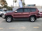 2006 Toyota Landcruiser Prado GXL - LOW KMS TIDY!! Underwood Logan Area Preview