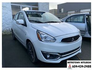 2018 Mitsubishi Mirage GT; Corporate Demo! Only 36 KMS!