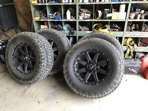 Tires and rims for 250 ford superduty